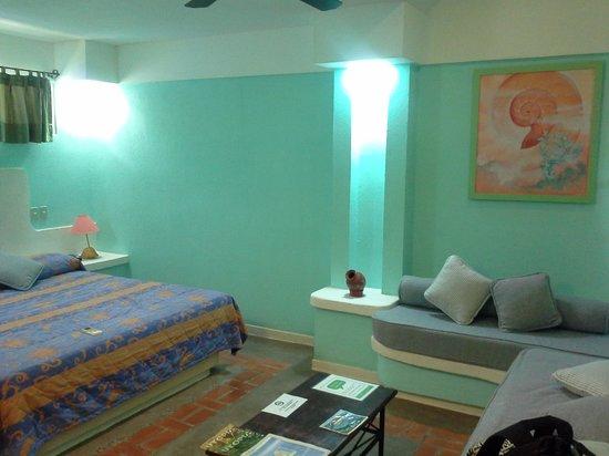 Hotel La Puerta del Sol: Guest Room