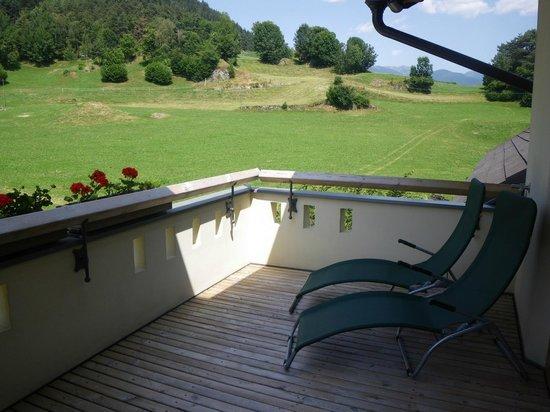 Oberbinder: terrazza