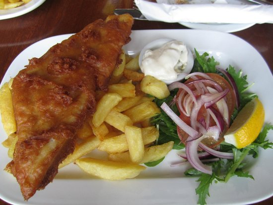 The Forge: Fish n' Chips