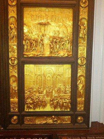 Forest Lawn Memorial Park: Paradise Doors