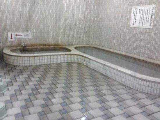 Kagoshima Kuko Hotel : 大浴場