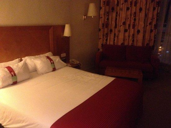 Holiday Inn Madrid: Room