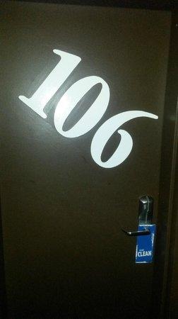 Hotel Shelley : Number room