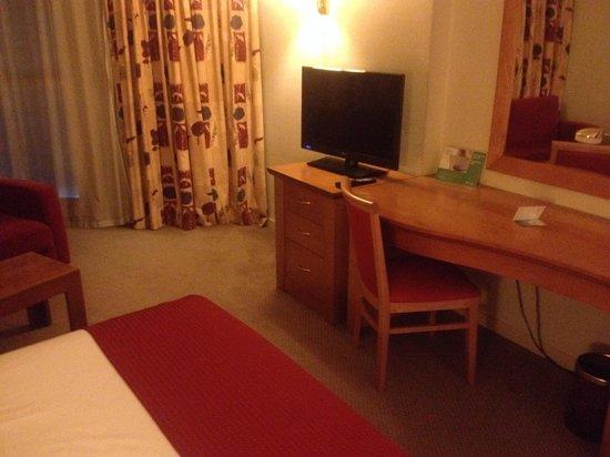 Holiday Inn Madrid: Room 2