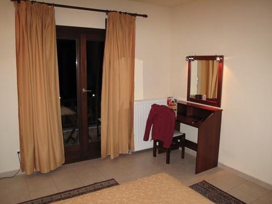Agnantio Hotel and Spa: room