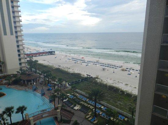 Shores of Panama Resort: Ocean View