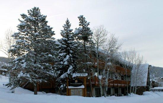 The Inn at Steamboat: Fresh Snow