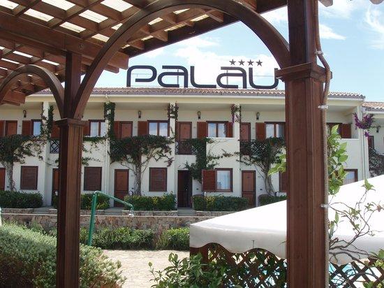 Hotel Palau: hotel