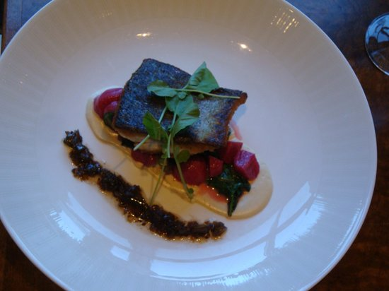 The Garden Cafe: Excellent Steelhead Trout