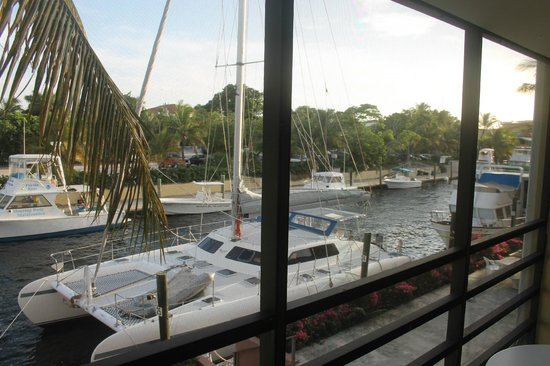 Key West Inn - Key Largo: View from our room