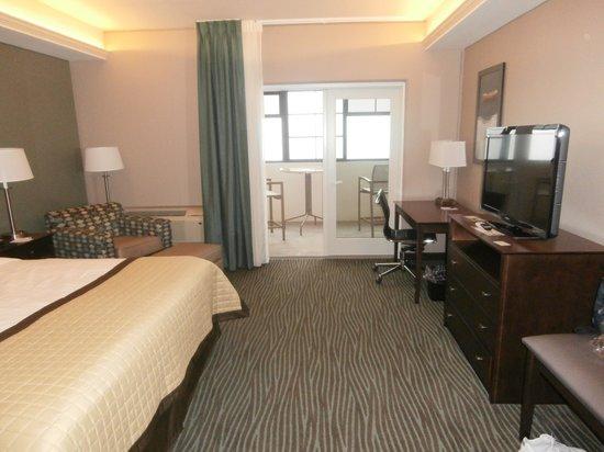 Baymont Inn & Suites Bellevue: Standard King Room