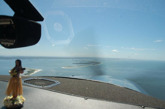 Flight Excursions Private Tours: View from the Office