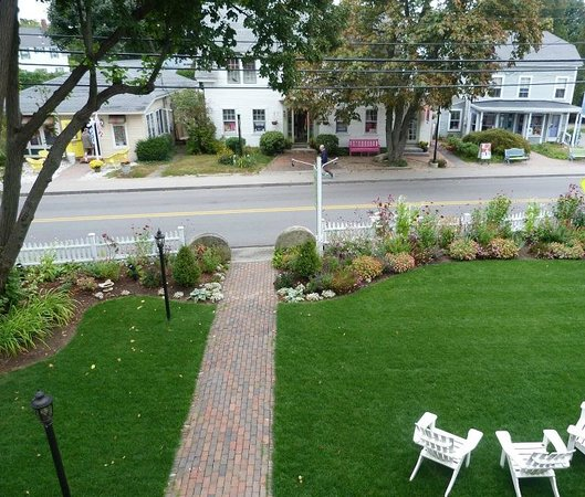 Inn on Shore Road: View from our deck