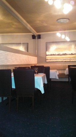 Steveston Seafood House: Nice Romantic Vibe