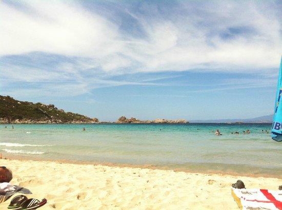 La Terrazza di Lilly : пляж