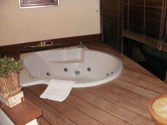 GrandResort : Wedding suite jacuzi