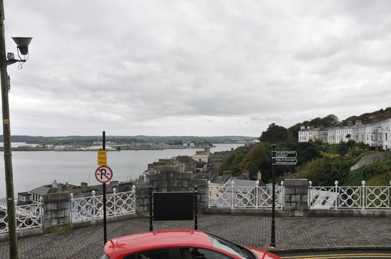 Cobh Cathedral: View to the right