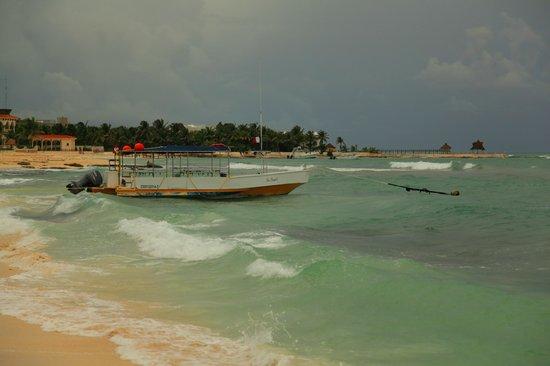 IBEROSTAR Paraiso Del Mar: Beach