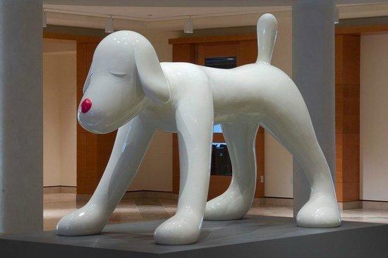 Minneapolis Institute of Art: The big dog