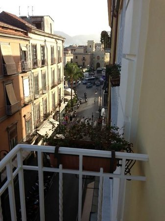Palazzo Starace Bed & Breakfast: View from our room