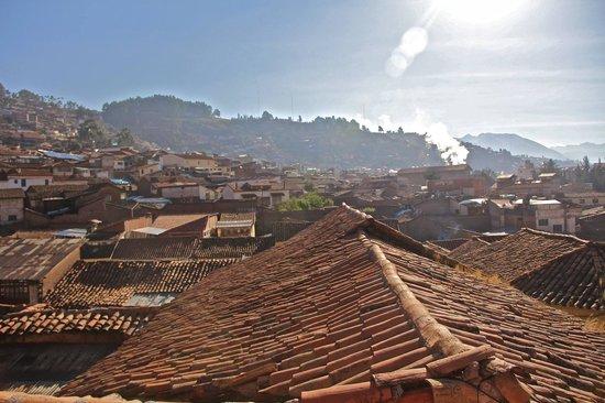Munaycha Hospedaje : La vista desde mi habitación