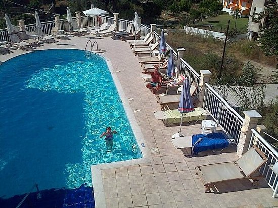 Angelica Hotel: Pool