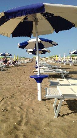 Fantinello Hotel: la spiaggia