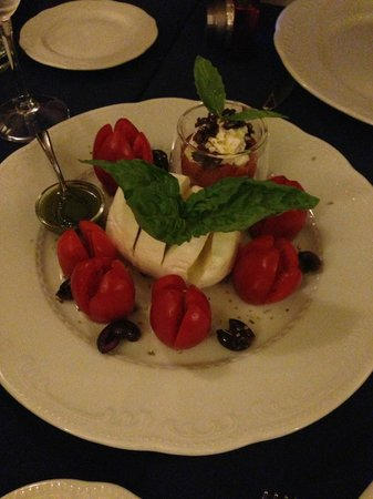 Il Maestro del Gusto: Salada Caprese