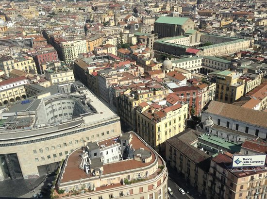 NH Napoli Ambassador: View