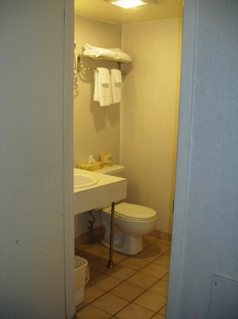 Econo Lodge : Bathroom