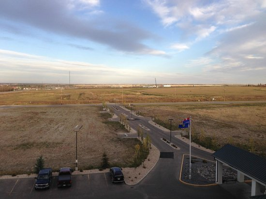 Hilton Garden Inn Edmonton International Airport: Very peaceful area - no traffic or noise