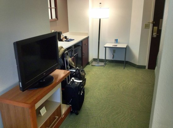 SpringHill Suites by Marriott Fairbanks: Room