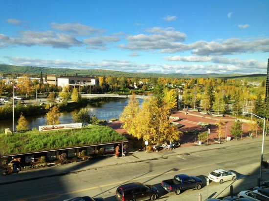 SpringHill Suites by Marriott Fairbanks: View from room