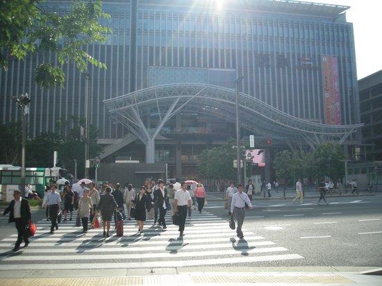 Dukes Hotel Hakata : Jr Hakata Station