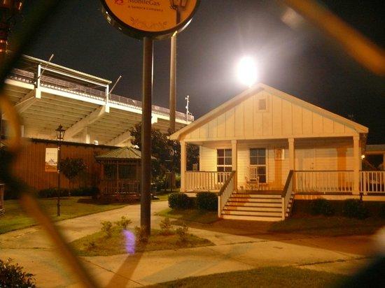 Hank Aaron Stadium - Picture of Hank Aaron Stadium, Mobile ...