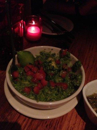 Lolita Cocina & Tequila Bar: Guacamole