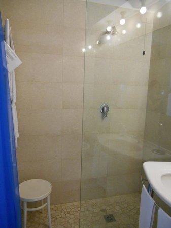 Antica Locanda dei Mercanti: Shower