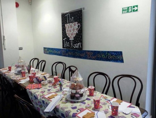 Childrens Birthday Party Kings Heath Part Victorian Tea Rooms - Childrens birthday parties in birmingham