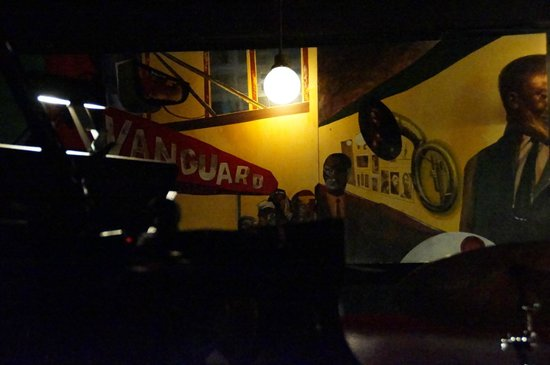 The Village Vanguard: O clube