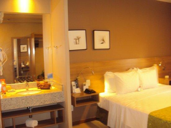 Comfort Hotel Sertaozinho : Quarto excelente!