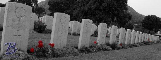 Abbazia di Montecassino: Commonwealth Cemetery