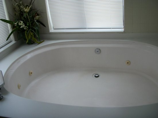 Pointe Estero Beach Resort: Garden Jetted Tub