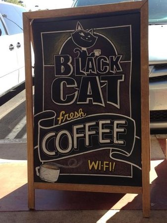 ‪Black Cat Coffee House‬
