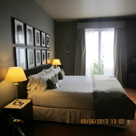 Legado Mitico: Spacious and tastefully decorated room