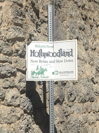 LA Active Adventure Tours: Hollywood Land Sign