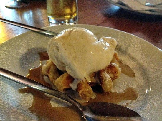 The Wheatsheaf: Waffle...