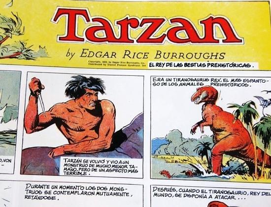 Centro de Comics: Tarzan