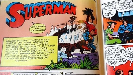 Centro de Comics: Superman