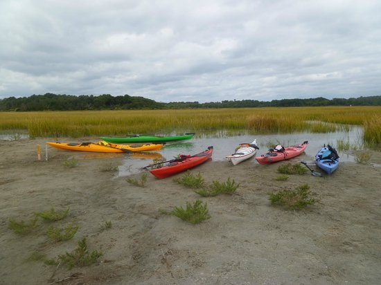 SouthEast Expeditions: Kayaking trip