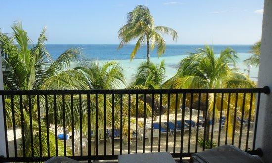 The Royal Cancun All Suites Resort: desde el balcòn